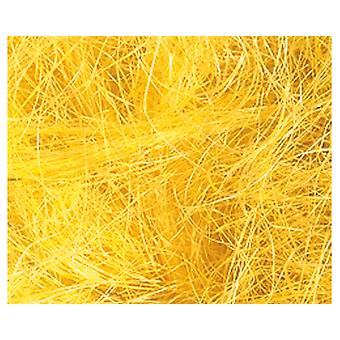 50g Sisal for Gift Boxes and Hampers - Golden Yellow