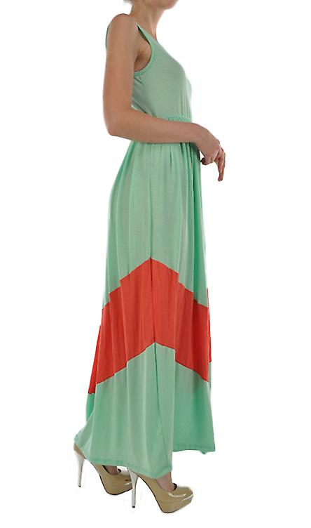 Waooh - mode - klänning lång Duo