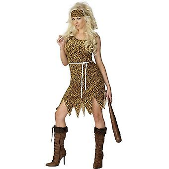 Cavewoman Costume, UK Dress 12-14