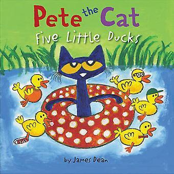 Pete katten - fem små ender av James Dean - James Dean - 97800624