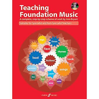 Undervisning Foundation Music (Faber musik ed) av Ann Bryant - 9780571538