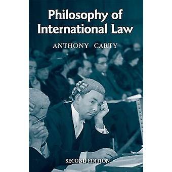 Filosofia do direito internacional pelo Professor Anthony Carty - 97807486
