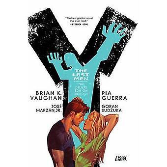 Y - Vol 5 - The Last Man (De Luxe edition) by Massimo Carnevale - Brian