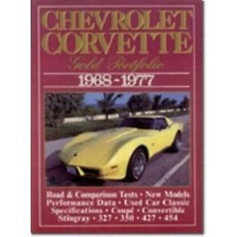 Chevrolet Corvette Gold Portfolio 196877 av redigerad av R M Clarke