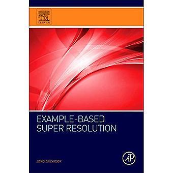 Eksempel-baserede Super opløsning