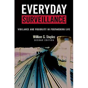 Everyday Surveillance: Vigilance and Visibility in Postmodern Life, Second Edition