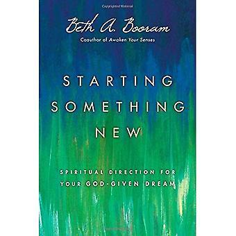 Starting Something New
