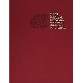 Corpus: Corpus of Maya Hieroglyphic Inscriptions : Uaxactun (Pr Only): 5 (Corpus of Maya Hieroglyphic Inscriptions...