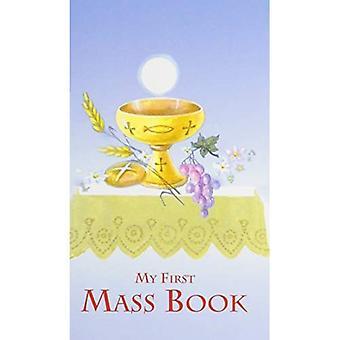 Premier livre de masse (ma première Eucharistie)