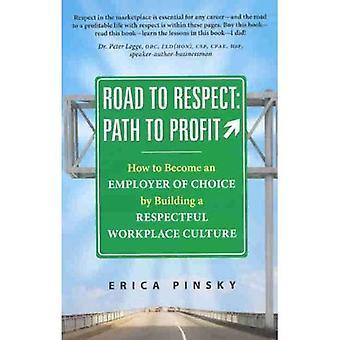 Weg naar Respect: pad naar winst