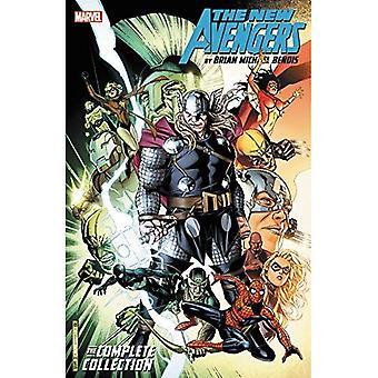 Nye Avengers av Brian Michael Bendis: komplett samling Vol. 5 (de nye Avengers)