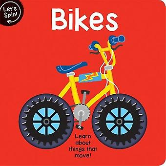 Let's Spin: Bikes [Board book]