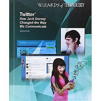 Twitter: Hur Jack Dorsey förändrat sättet vi kommunicerar (Wizards of Technology)