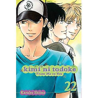 Kimi ni Shusseitodoke: de mí para ti, Vol. 22