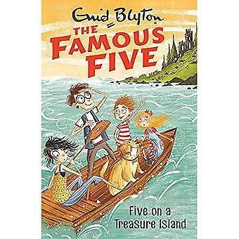 Famous Five: Five On A Treasure Island: Book 1 - Famous Five