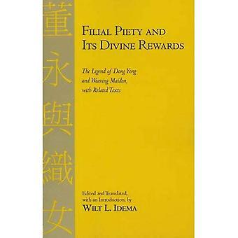 Pietät und seine göttlichen Belohnungen: die Legende von Dong Yong und Weben Maiden mit zugehörigen Text