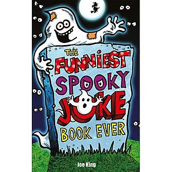 Le plus drôle blague Spooky livre jamais