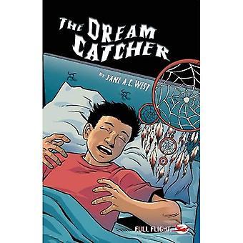 De Dream Catcher (volle vlucht met houding)