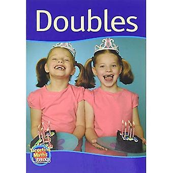 Doubles Reader: More Than Ten (Targeting Maths Literacy Set 1)