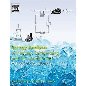 Análise de Exergia de aquecimento refrigeração e ar condicionado por Dincer & Ibrahim