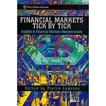 Financial Markets Tick by Tick by Lequeux