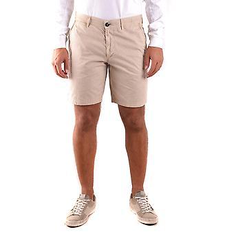 Stone Island Beige Cotton Shorts