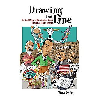 Drawing the Line : The Untold Story of Animation Unions de Bosko pour Bart Simpson