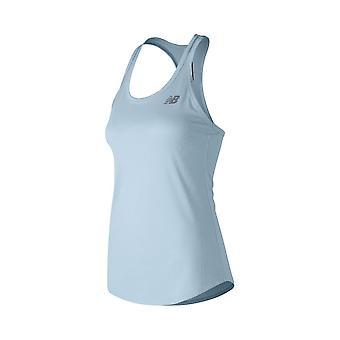 Novo equilíbrio acelerar tanque V2 ar WT91138AIR todas as mulheres do ano de treinamento t-shirt