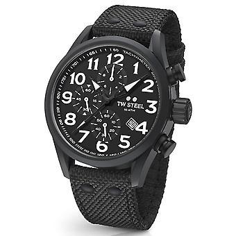 Tw Steel Vs44 Volante Chronograaf Horloge 48mm