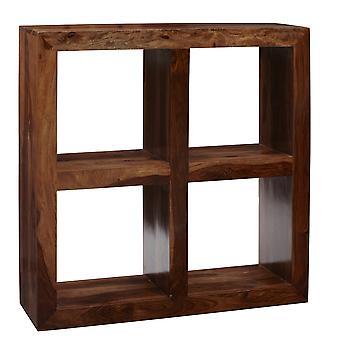 Oslo Sheesham 4 Hole Cube