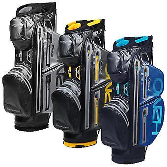 Sun Mountain Mens 2019 H2NO Pro Waterproof Golf Cart Bag