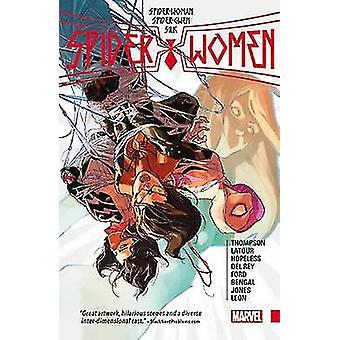 Spider-Women by Dennis Hopeless - Jason Latour - Robbie Thompson - 97
