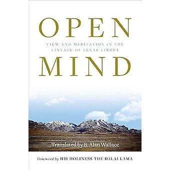 Open Mind - View and Meditation in the Lineage of Lerab Linga by B. Al
