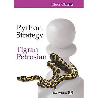 Python Strategy by Tigran Petrosian - 9781784830021 Book