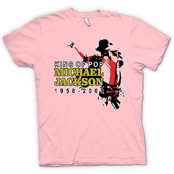 Kids T-shirt - Michael Jackson King Of Pop - New
