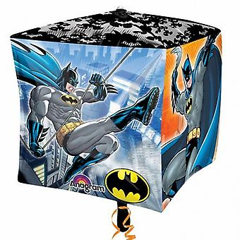 Anagram Supershape Batman Comics Cubez Balloon