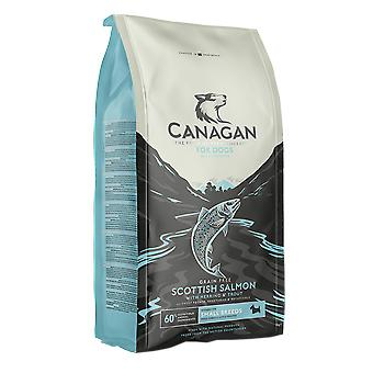 Canagan Small Breed Grain Free Scottish 2kg Salmon Dog Food