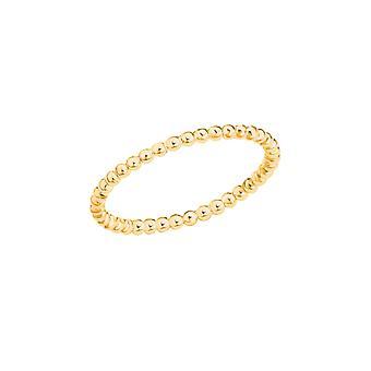 s. Oliver Jewel anel das mulheres prata 925 ouro colorido 202613