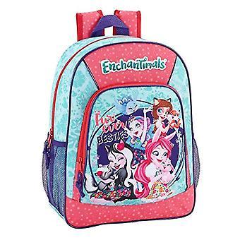 Safta Enchantimals Backpack Casual - 42 cm - Multicolor