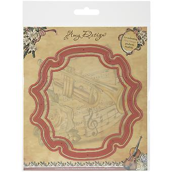 Find It Trading Amy Design Vintage Christmas Die-Frame ADD10011