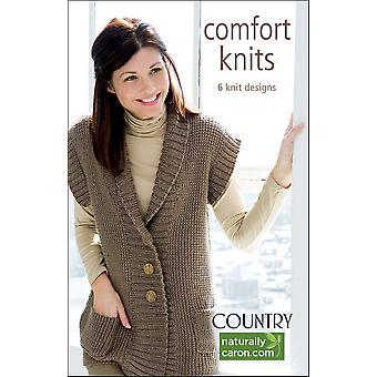 Leisure Arts Comfort Knits La 75348