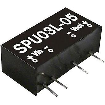 DC/DC-converter Mean Well SPU03M-15