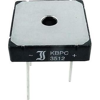 Diotec B80/70-10L Silicon Bridge Rectifier Nominal current 10 A U(RRM) 200 V