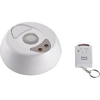 Mini alarm system incl. remote control 100 dB 751041