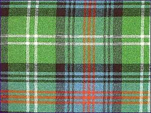 Sutherland, Ancient - Pure Wool Tartan