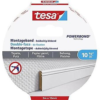Industrial tape tesa tesa® POWERBOND White (L x W) 5000 mm x 19