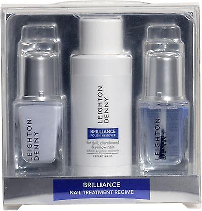 Leighton Denny Brilliance Nail Treatment Regime