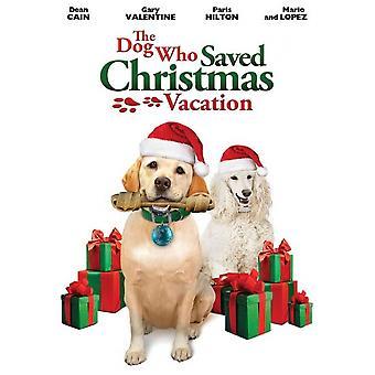 الكلب الذي أنقذ عيد الميلاد عطلة ملصق الفيلم (11 × 17)