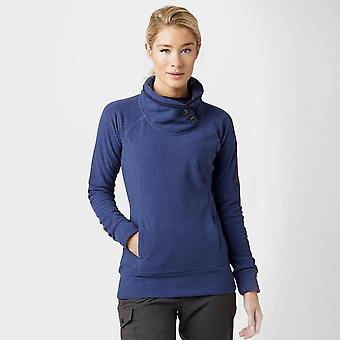 Nya Berghaus Women ' s Walking vandring casual Pavey fleece Navy