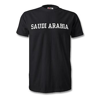 Saudi Arabia Country T-Shirt
